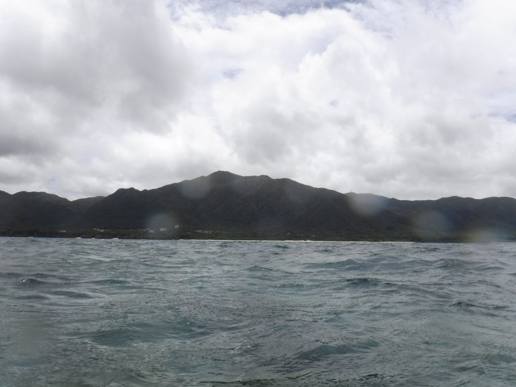 今日の石垣島のお天気