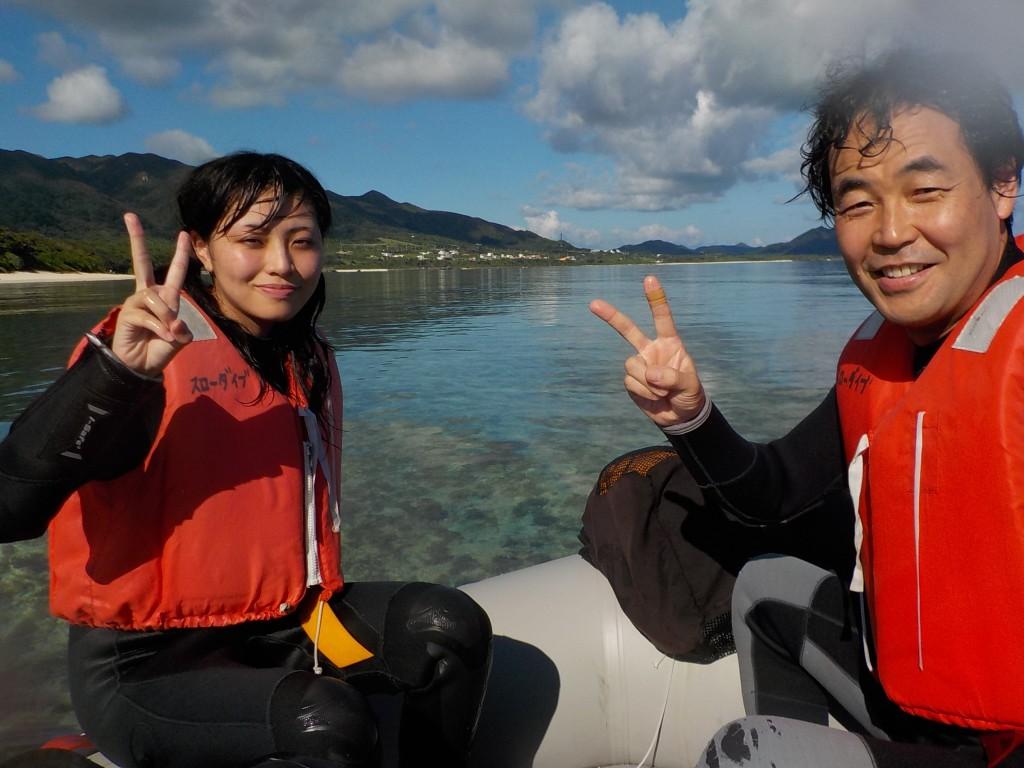 米原で体験ダイビング行ってきます!